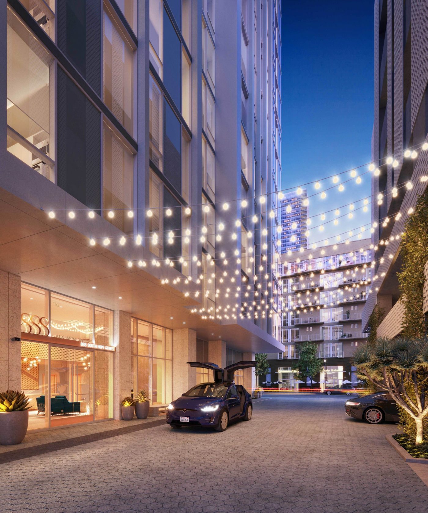 Apartments In Downtown La Rent: Boutique Luxury Apartments For Rent In